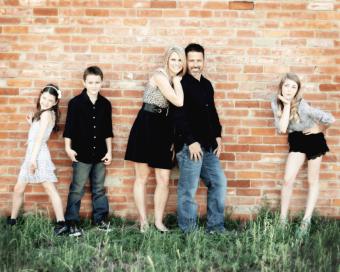 Family Photo of Jon Fuller