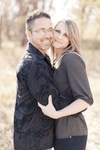 Jon Fuller and Wife