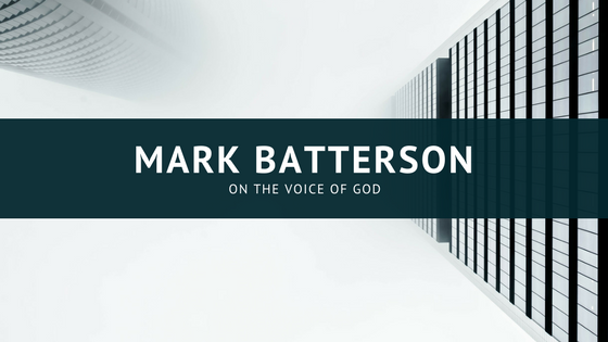 mark batterson blog cover